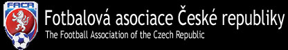 Fotbalová asociace České Republiky - The Football Association of the Czech Republic