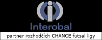 Interobal - partner rozhod��ch futsalu