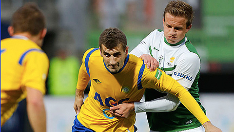 PHOTO: SYNOT liga: Jablonec outgun Teplice to put pressure on the leaders