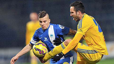 PHOTO: SYNOT liga: Sparta and Jablonec jump ahead of Plze�