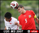 Fotoreport�: U 20, MS 2007